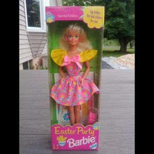 Barbie Other - 1995 Easter Party Barbie